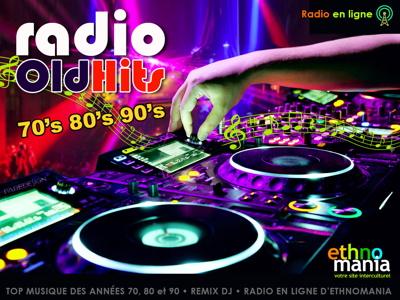 ETHNOMANIA.CA - Radio Old Hits