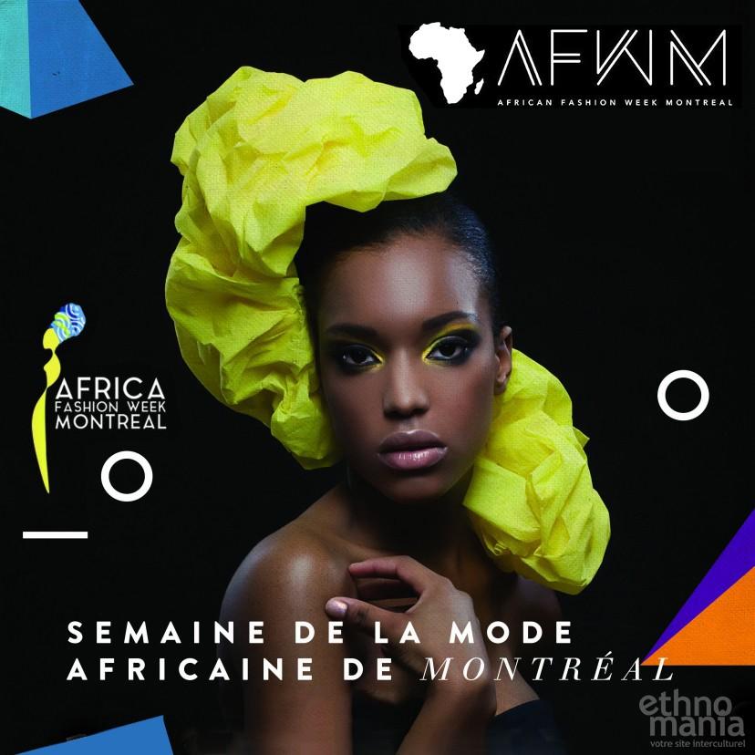 African American Fashion Show: Semaine De La Mode Africaine Montréal / African Fashion