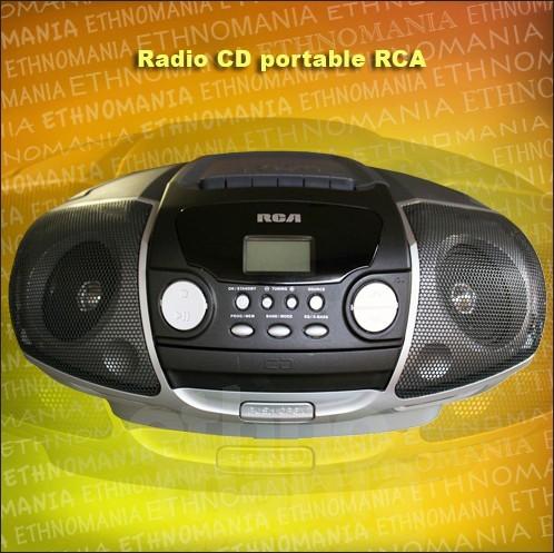 Radio CD RCA