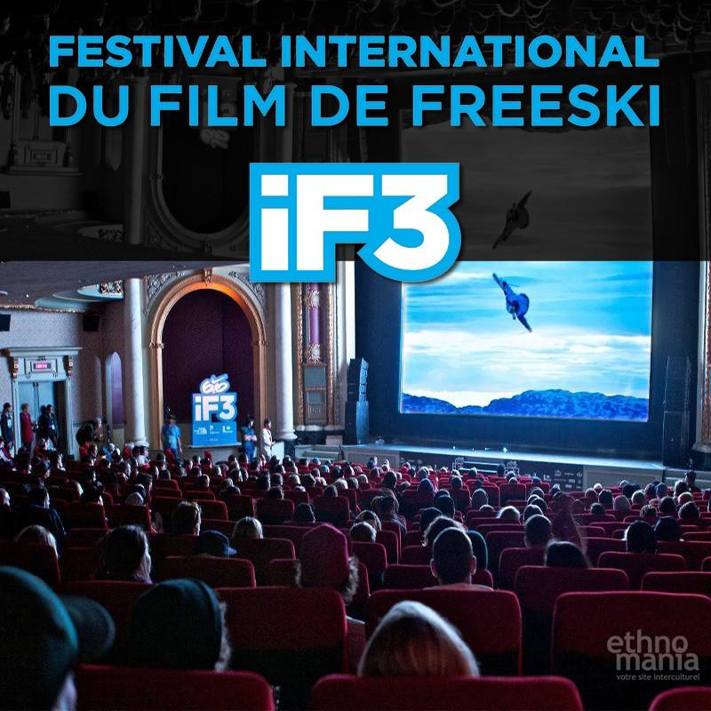 Festival International du Film de Freeski (iF3)