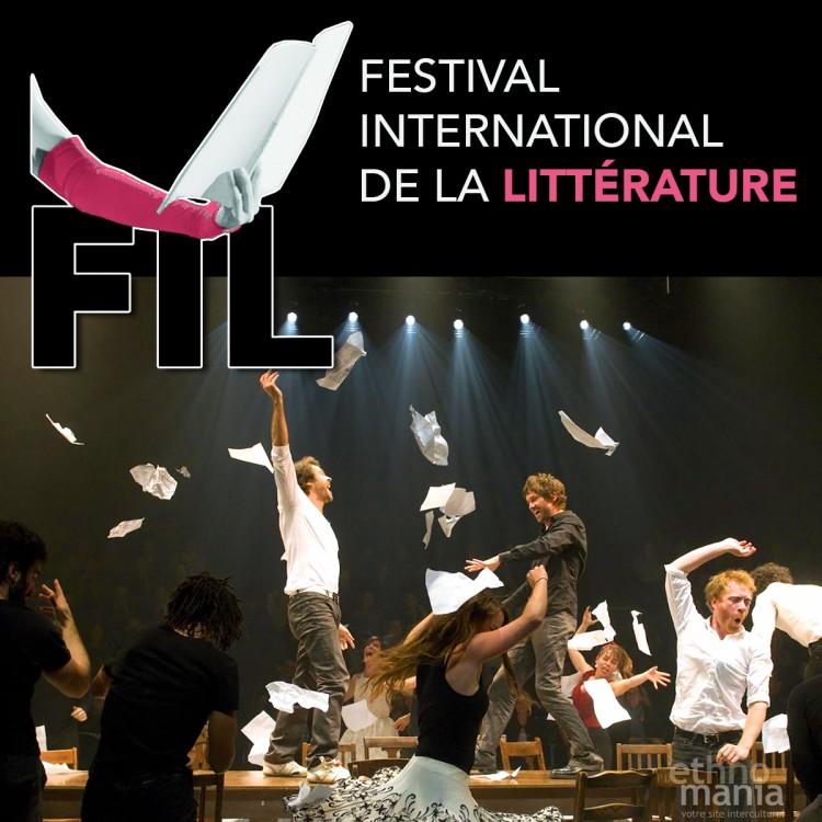 Festival international de la littérature