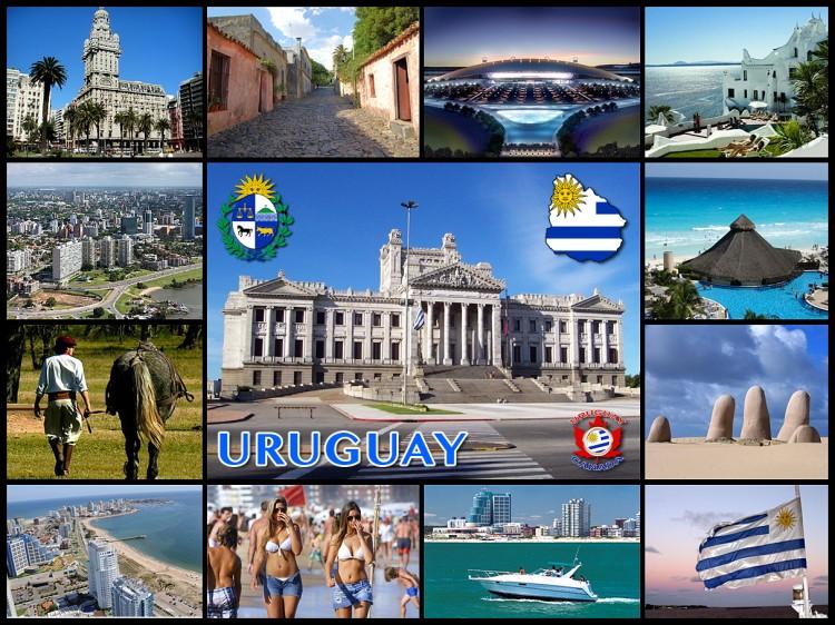 La fête nationale de l'Uruguay