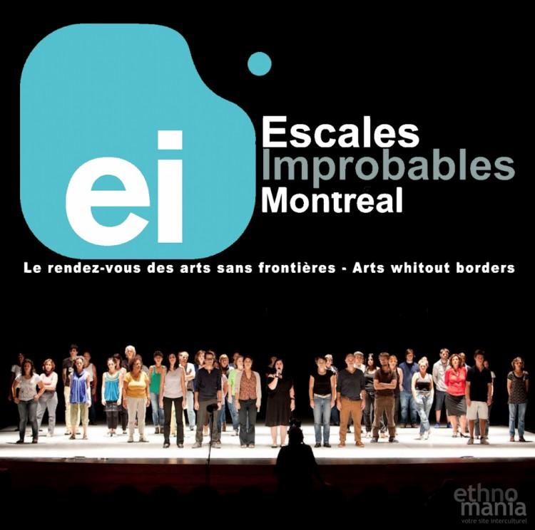 Festival international Les Escales Improbables de Montréal